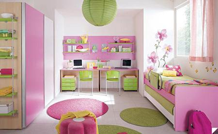 چیدمان اتاق کودک,شخصیت کودک براساس چیدمان اتاق