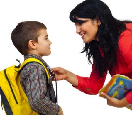 رفتن کودکان به مدرسه بدون استرس,کودکان کلاس اول,کلاس اولی ها