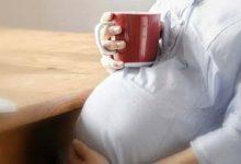 تصویر عوارض مصرف کافئین در دوران بارداری