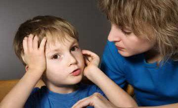تصویر چرا فرزندم لکنت زبان دارد؟