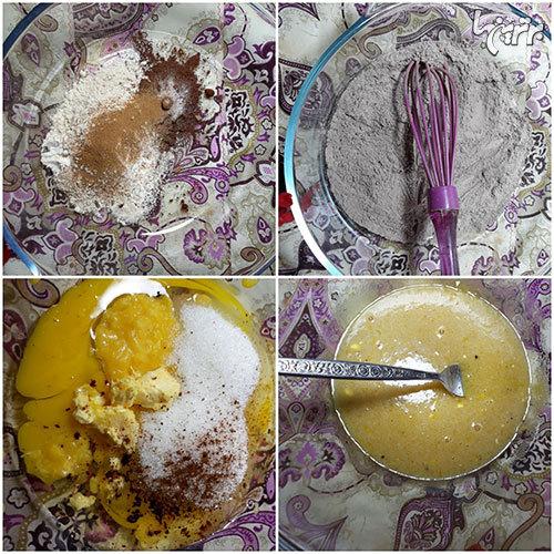 افطاری روز بیست و دوم ماه رمضان؛ نان کدو سبز و شکلات