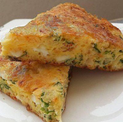 درست کردن املت پنیر,نحوه پخت املت پنیر