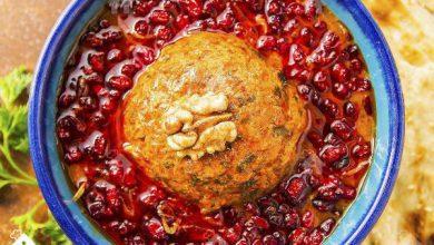 تصویر طرز تهیه چند نوع غذای تبریزی