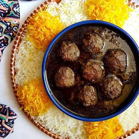 غذاهای مناسب یلدا, طرز تهیه خورشت انار بیج با مرغ